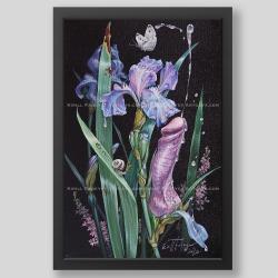 """""""Spring fantasy"""" print"""